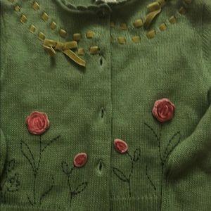 Bonnie Jean Girl's Sweater